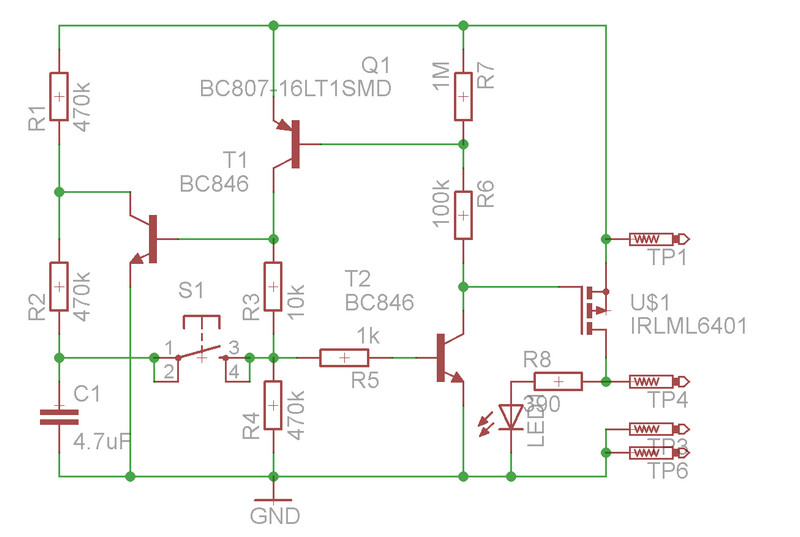 Latch and Toggle Power Circuits - Mosaic Industries