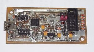 st_link board